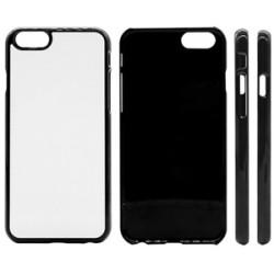 Cover in TPU SOFT  I-Phone 6 Plus con inserto in PVC sublimatico