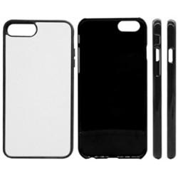 Cover in TPU SOFT  I-Phone 7 con inserto in PVC sublimatico