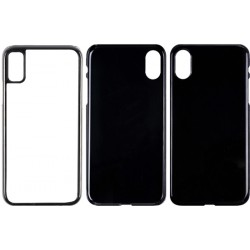 Cover in TPU SOFT  I-Phone X con inserto in PVC sublimatico