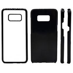 Cover in TPU SOFT Samsung S8 Plus con inserto in PVC sublimatico