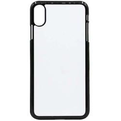 Cover in TPU  I-Phone XS MAX con inserto in alluminio sublimatico