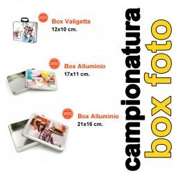 Campionatura Box Foto 2019