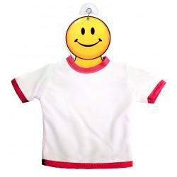 Mini T-Shirt Poliestere 100% con Gruccia