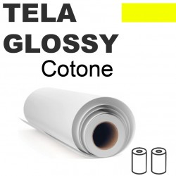 Tela Premium Glossy Canvas 380g 43,2cm x 12,24mt