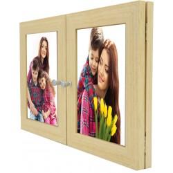 Finestra Cornice 40x25 cm. con Alluminio Sublimatico