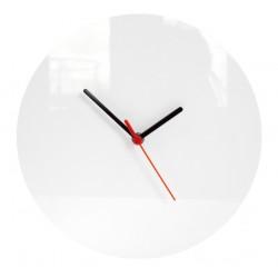 Orologio in Alluminio TONDO Ø 20 cm. da Parete