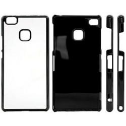 Cover in Silicone Huawei P9 LITE con inserto in alluminio sublimatico