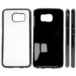 Cover in TPU SOFT Samsung S6 Edge con inserto in PVC sublimatico