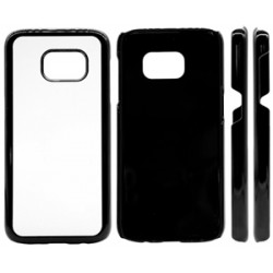 Cover in TPU SOFT Samsung S7 Edge con inserto in PVC sublimatico
