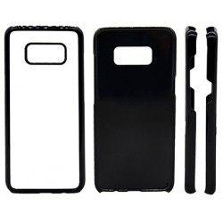 Cover in TPU SOFT Samsung S8 Plus con inserto in PVC sublimatico