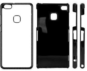Cover FLEXI in Silicone Huawei P8 Lite 2017 con inserto in PVC sublimatico - Impronta Gadget System srl