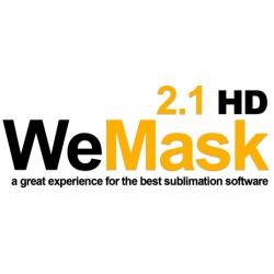 Software WeMask v.2.1 HD per Sublimazione