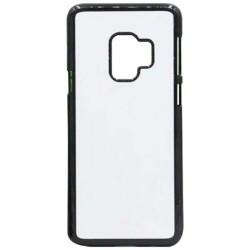 Cover in TPU Samsung S9 Plus con inserto in alluminio sublimatico