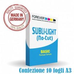 SUBLI LIGTH COTTON A3 ( Conf. 10 Fogli )