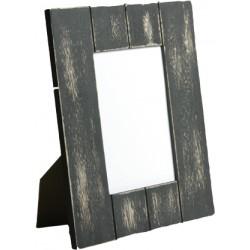 Western Frame 18x23 cm. con inserto in alluminio 9x14 angoli arrotondati