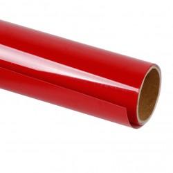 Rotolo Termoadesivo Rosso 50x100 cm.