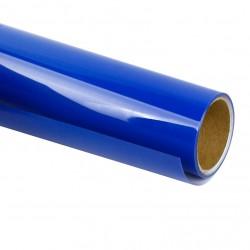 Rotolo Termoadesivo Blu 50x100 cm.