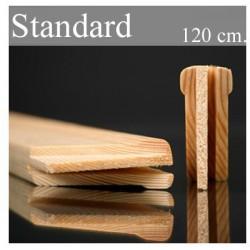 Barre in Legno per Telai Standard 120 cm.