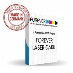 Transfer Forever per Tessuti Scuri Conf. 100 fogli A3