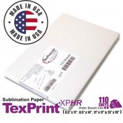 TEXPRINT XP HR 105 gr. Formato A3 110 fogli