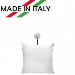 Federa Mini Cuscino Bicolore 15x15 cm. Poliestere 100%