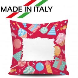 Federa Cuscino FANTASY 112 Full Print 40x40 cm.