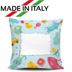 Federa Cuscino FANTASY 118 Full Print 40x40 cm.