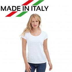 T-Shirt  Tg. L Donna  Poliestere 100%