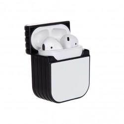 Custodia per Airpods con inserto in Alluminio Sublimatico