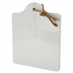 Tagliere Quadro 19x19 cm. in ceramica per Stampa Sublimatica