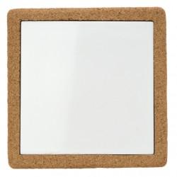 Sottopentola Quadro 20x20 cm. in ceramica per Stampa Sublimatica