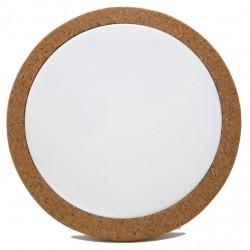 Sottopentola Tondo Ø 20 cm. in ceramica per Stampa Sublimatica
