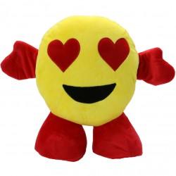 Peluche Smile Love SENZA Plaid