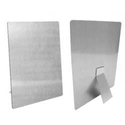 Tecno Frame 15x20 cm. Alluminio Sublimatico con Base D'appoggio