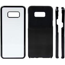 Cover in Silicone Samsung S8 PLUS con inserto in alluminio sublimatico