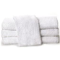 Asciugamano Bianco Sublimatico 70X140 cm.